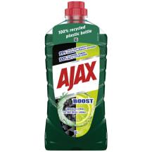 Virsmu Tīrīš. Ajax Boost Charcoal 1000ml