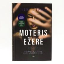 Knyga MOTERIS EŽERE