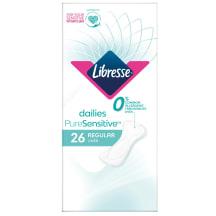 Pesukaitse Libresse Pure Sensitive, 26tk