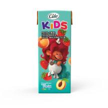 Sula Cido Kids Trolls persiku-zemeņu 0,2l