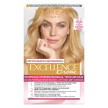 Plaukų d. Excellence 9.3 Auks. Blondinė