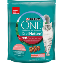 K/b ONE Dual Nature Cranberry, lasi 750g