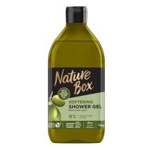 Dušo gelis NATURE BOX OLIVE, 385ml