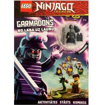 Grāmata Garmadons no laba uz ļaunu. Lego
