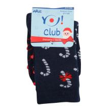 Kalėdinės vaikiškos kojinės YO! 27-34 AW20