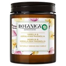 Kv. žvakė Botanica Vanilla & Magnolia