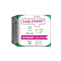 Paketai Lady Anion Day Use Duo Pack, 20