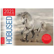 Hobused kalender Autor Kirjastus