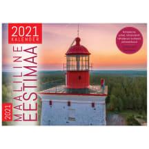 Maaliline Eestimaa kalender AutorKirjastus