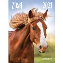 Kalendārs A4 Zirgi LM