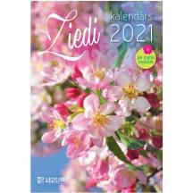 Kalendārs A4 Lauku Ziedi LM