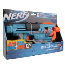 Žaisl. šautuvas NERF ELITE 2.0 COMMANDER RD-6