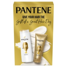 Jõulukomplekt Pantene šampoon ja palsam