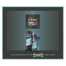 Kinkekomplekt Dove Men+Care Clean Comf.