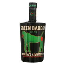 Džinas GREEN BABOON, 43 %, 0,7l