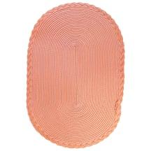 Stalo kilimė. ICA 30X45cm koralų spalvos