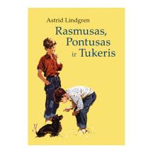 Knyga RASMUSAS, PONTUSAS ir TUKERIS