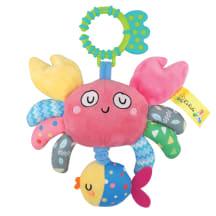 Žaislas kratantis krabas K's Kids