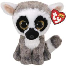 R/l TY Linus lemurs 15,5cm