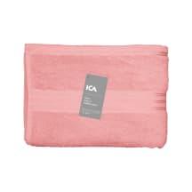 Vannas dvielis ICA 70x140 rozā