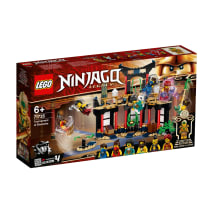 Konstr.Elementide turniir Lego