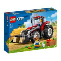 Konstr.Traktor Lego