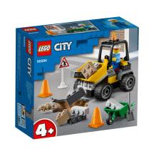 Kelininkų sunkvežimis LEGO CITY 60284