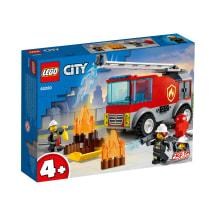 Konstr.Ugniagesių automobilis LEGO