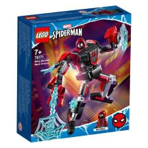 Konstr.Spider-Man šarvai-robotas LEGO