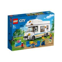 Konstr.Stovyklautojų atostogų auto LEGO