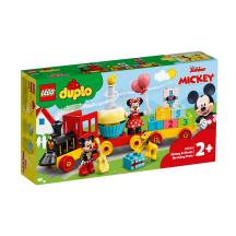 Konstr.Miki ja Minni sünnipäevarong Lego