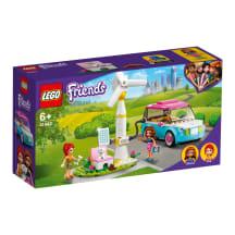 Konstr.Olīvijas elektroauto LEGO