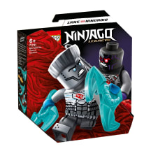 Kons.Epinio mūšio–Zane v. Nindroidą LEGO