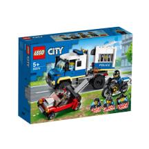 Konstr.Policijos kalinių furgonas LEGO