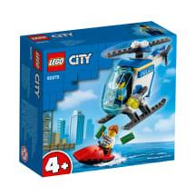 Konstr.Policijos sraigtasparnis LEGO