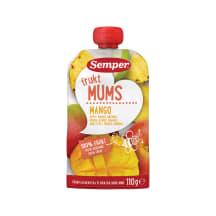 Smūtijs SEMPER ar mango 6+,110g