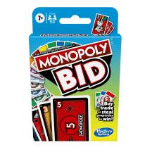 Spēle Bid Monopoly F1699BAL