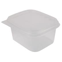 Vienkart. šaldymo indai RIMI BASIC 0,5l, 5vnt