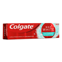 Dantų pasta COLGATE WHITE CLAY&MINER, 75ml