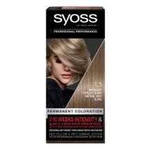 Plaukų dažai SYOSS 7-5 ant. pelen. švies.