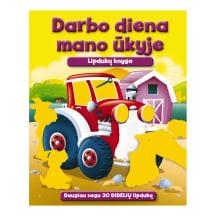 Spalv. knyga DARBO DIENA MANO ŪKYJE