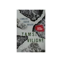 Knyga TAMSI VILIONĖ