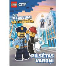 Gr.Pilsētas varoņi. Lego