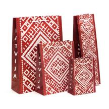 Dāvanu maisiņu komplekts-Lielvārde