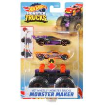 Rotaļlieta HW Monstermašīnas