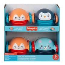 Rotaļlieta Fisher-Price® Mašīna Bumba
