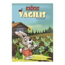 Knyga KIŠKIS VAGILIS