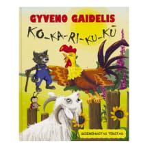 Knyga GYVENO GAIDELIS KO-KA-RI-KU-KŪ