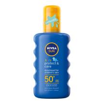Protect&Care pret sauli bērniem SPF50+