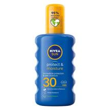 Izsm. losjons Protect&Moist pret sauli SPF30